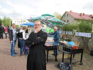 Dzień Pieczonego Ziemniaka Parafia Alberta Świebodzice