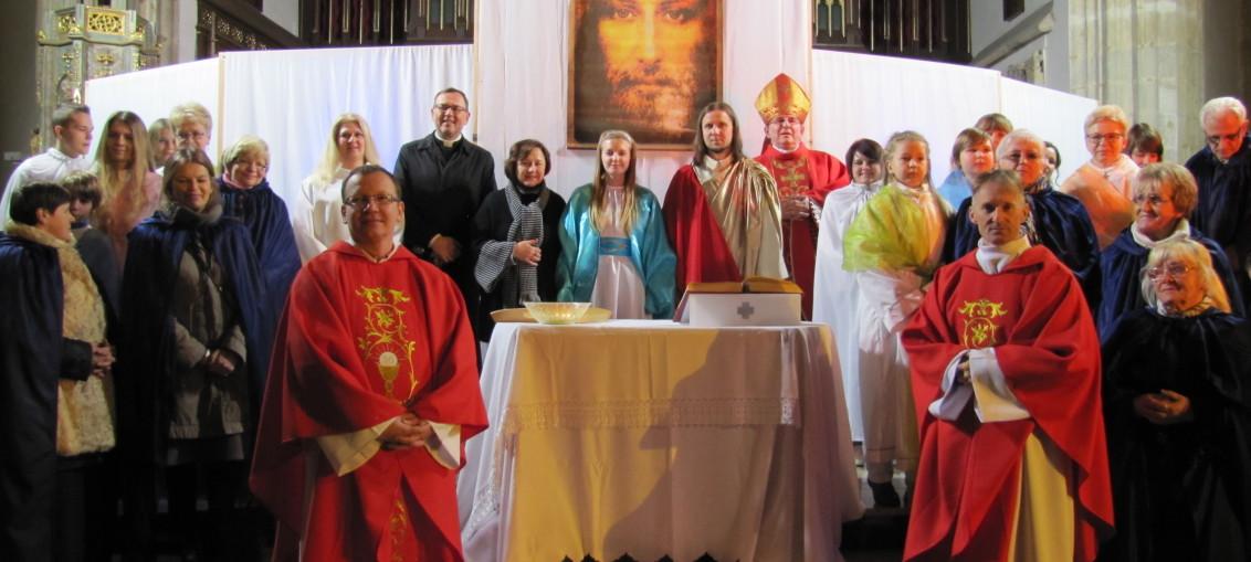 Parafia Alberta Świebodzice Eucharystia