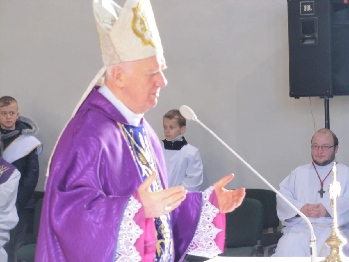Parafia Alberta Świebodzice Wigilia