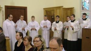 Opłatek TPS Świdnica, Parafia Św. Brata Alberta, Świebodzice