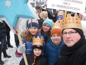 Orszak Trzech Króli 2016, Parafia Św. Brata Alberta Chmielowskiego, Świebodzice