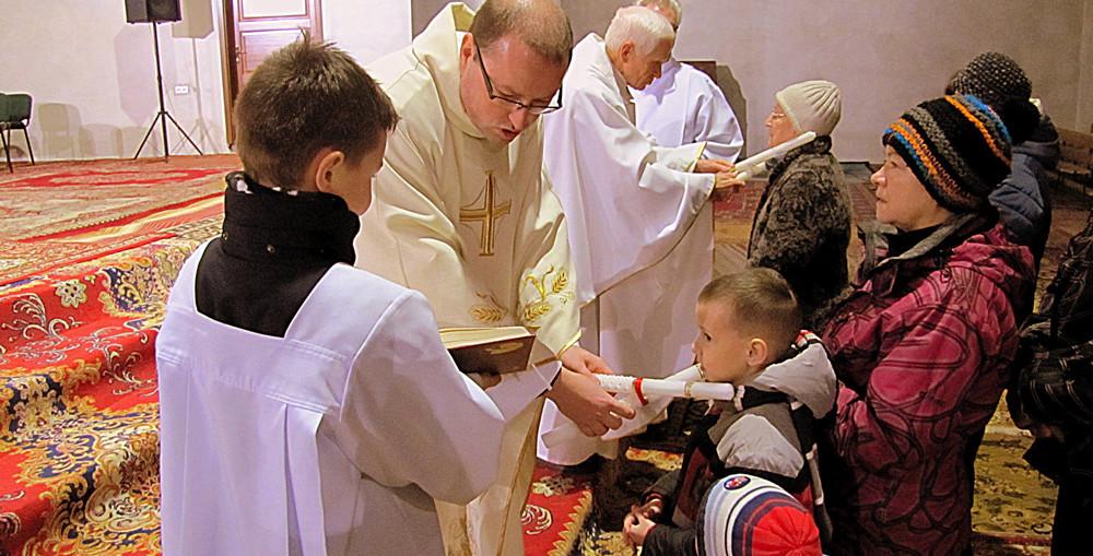 Św. Błażej, wspomnienie, parafia św. Brata Alberta
