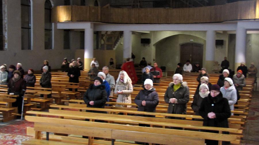 Wspomnienie św. Agaty, Św. Brat Albert, Świebodzice
