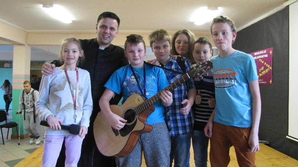 Rekolekcje wielkopostne dla dzieci i młodzieży, Kościół Św. Brata Alberta, Świebodzice