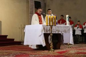 Wielki Czwartek, Kościół Św. Brata Alberta, Świebodzice