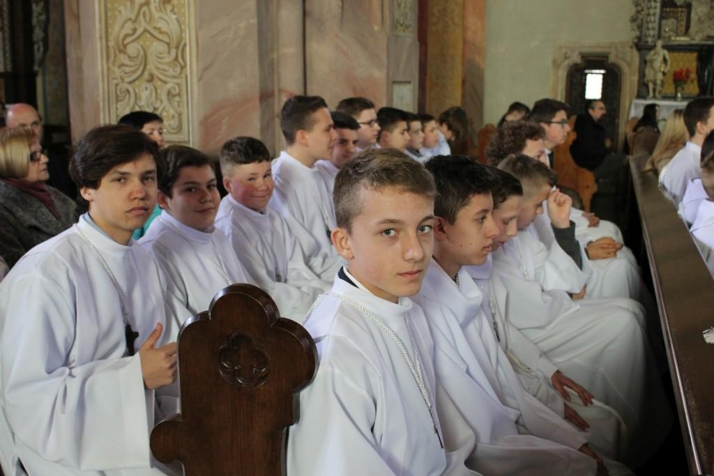 Promocja lektorów, Kościół Św. Brata Alberta, Świebodzice