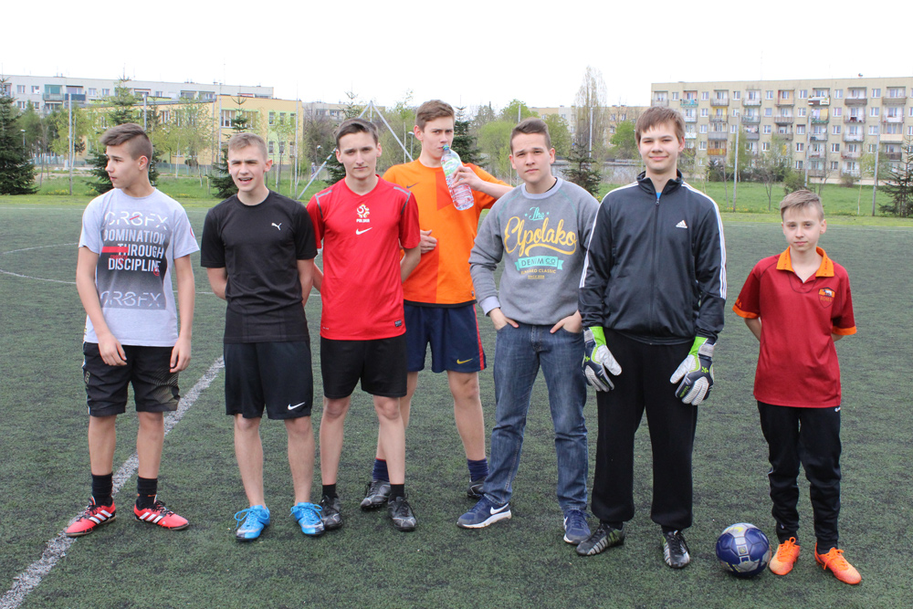 Mistrzostwa dekanatu Świebodzice w piłkę nożną 2016