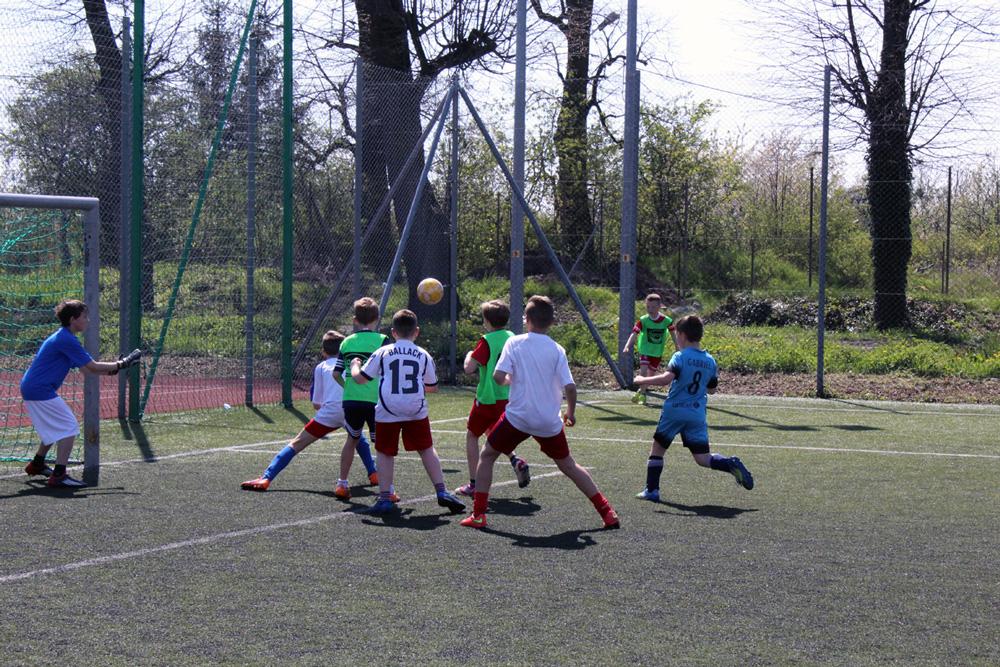 VIII Turniej Piłki Nożnej Służby Liturgicznej - Strzegom 2016, Świebodzice, Św. Brat Albert