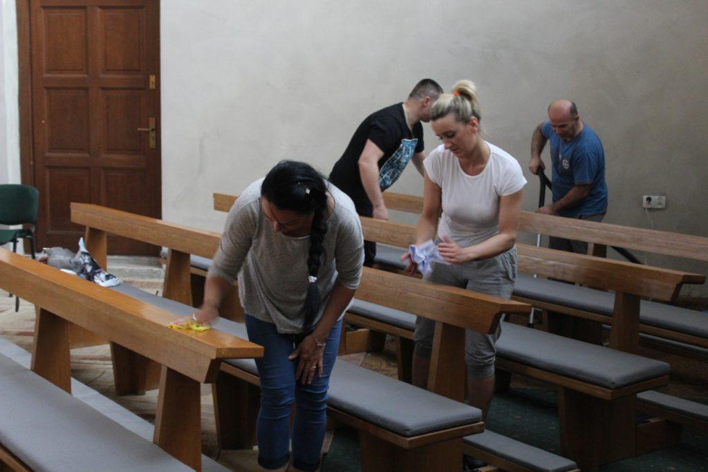Przygotowania do Pierwszej Komunii Świętej 2016, Parafia Św. Brata Alberta Świebodzice