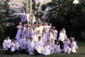 Pierwsza Komunia Święta 2016, Parafia Św. Brata Alberta Świebodzice