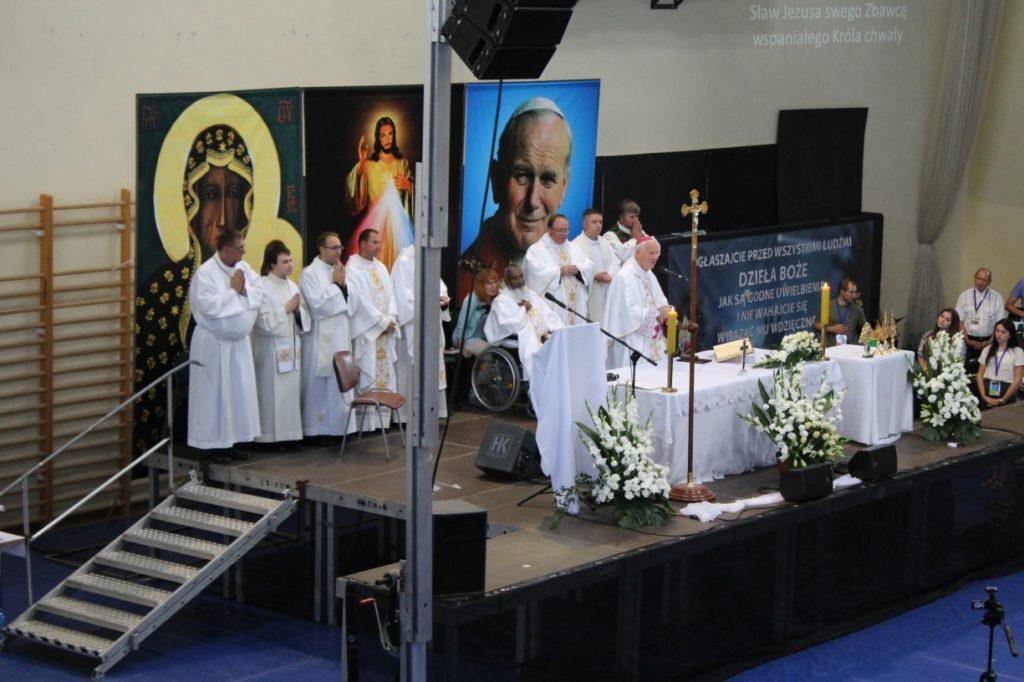 Rekolekcje dla małżeństw, o. James Manjackal, Świebodzice, parafia św. Brata Alberta Chmielowskiego