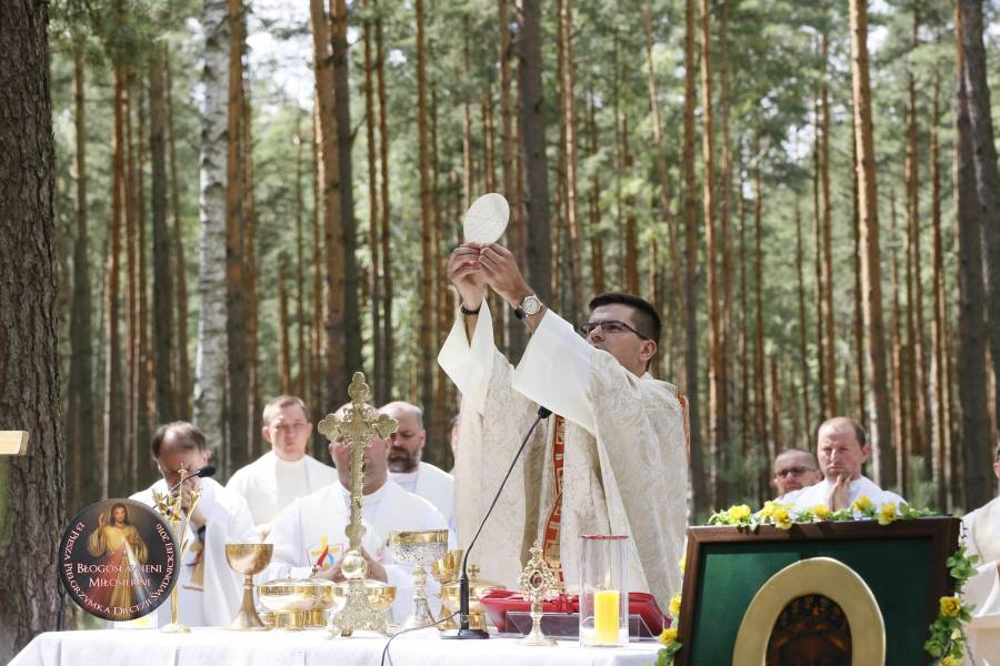 13 Piesza Pielgrzymka Świdnicka na Jasną Górę, grupa 5, parafia św. Brata Alberta Świebodzice