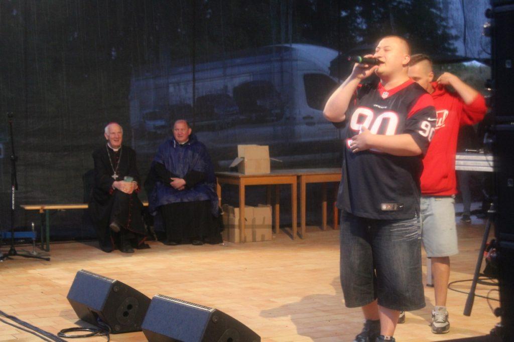 Diecezjalny Dzień Młodzieży Wambierzyce 2016, parafia Św. Brata Alberta Świebodzice