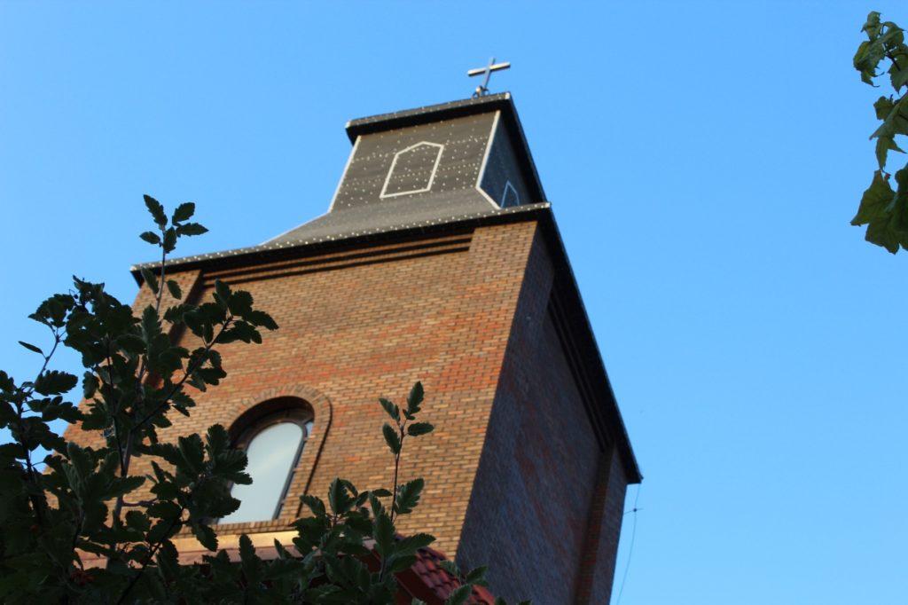 Wieża kościoła, Św. Brat Albert Świebodzice