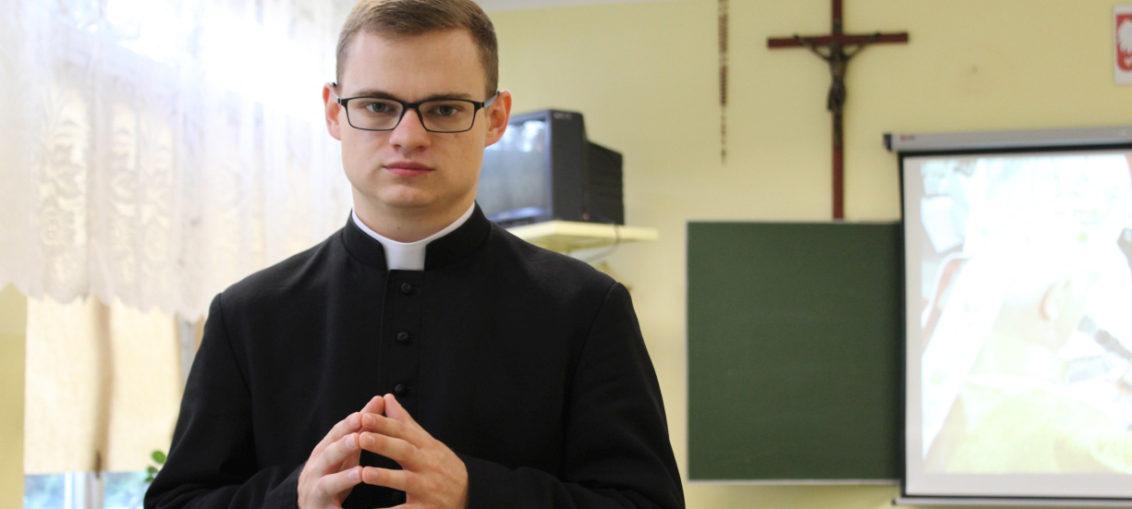 ks. Wojciech Oleksy, parafia Św. Brat Albert Świebodzice