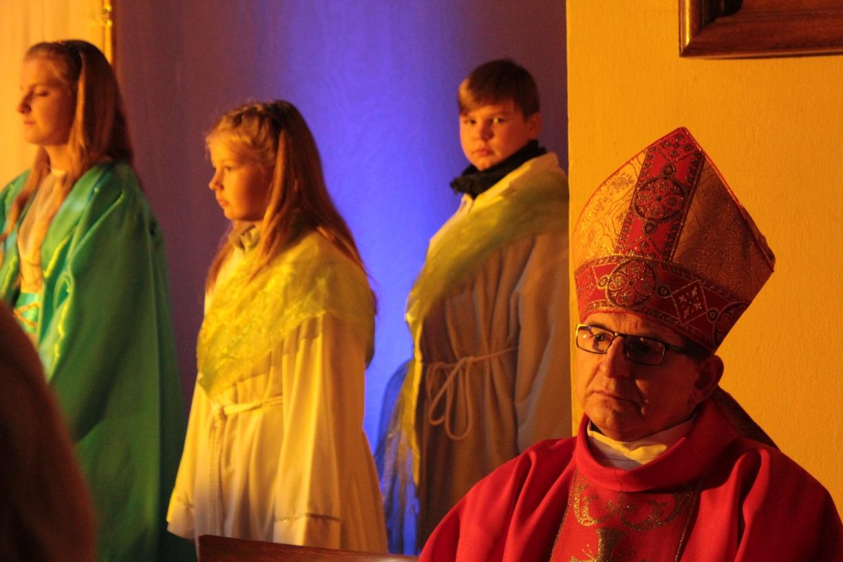 Misterium Tajemnice Eucharystii, par. Św. Brata Alberta Świebodzice