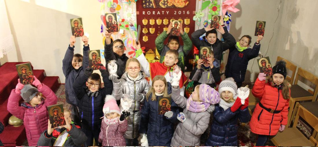 Roraty 2016, parafia Św. Brata Alberta Świebodzice