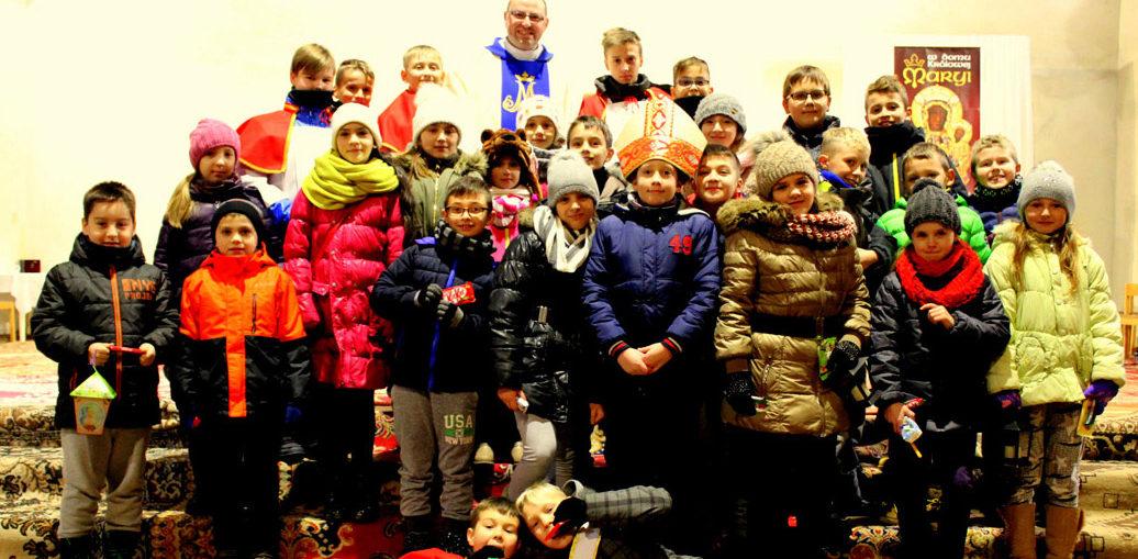 Roraty 2016 Świebodzice, parafia Św. Brata Alberta