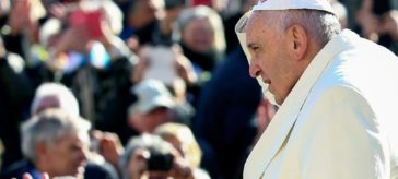 papiez Franciszek, ubodzy