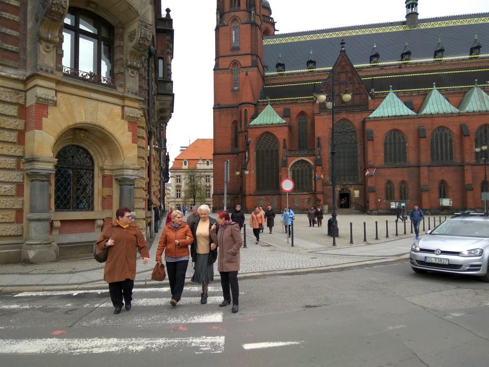 Pielgrzymka do sanktuarium Św. Jacka w Legnicy, par. Św. Brata Alberta w Świebodzicach