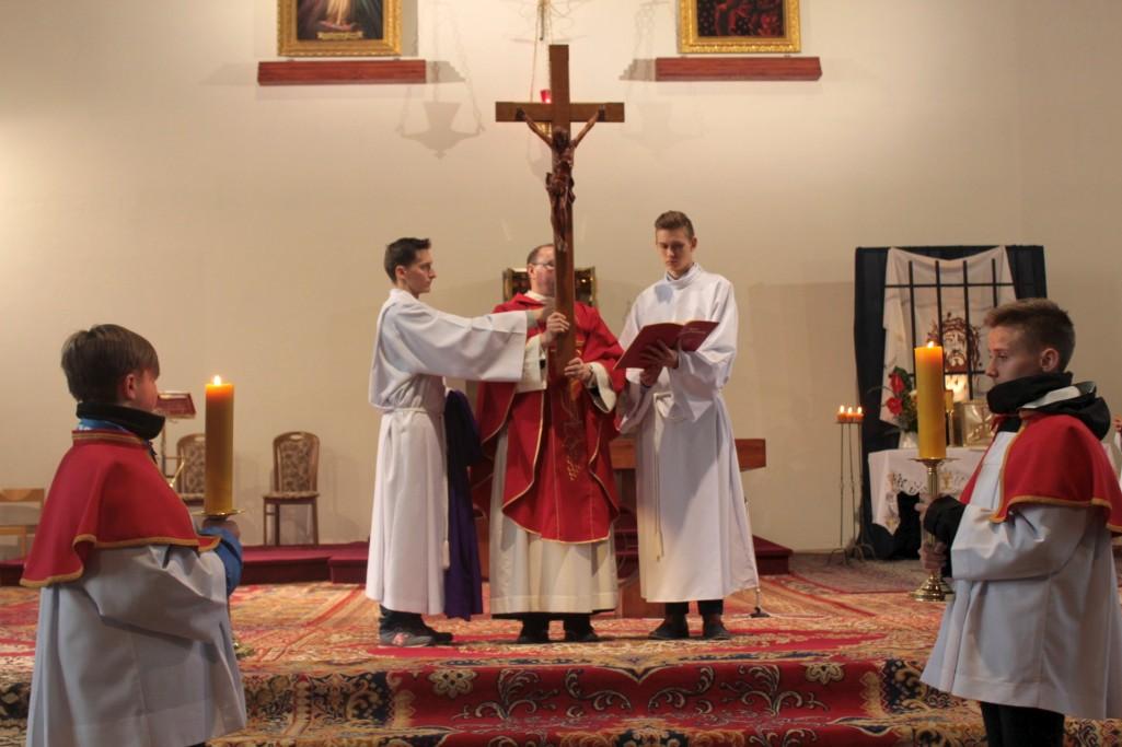 Wielki Piątek Świebodzice, Św. Brat Albert