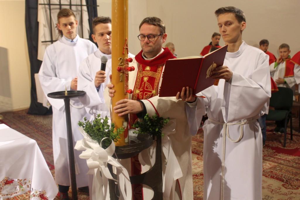 parafia Św. Brata Alberta Świebodzice, Wielkanoc