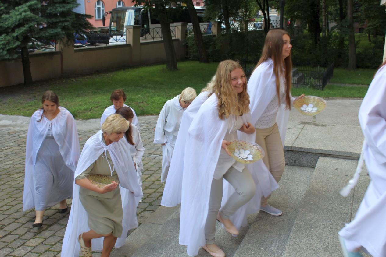 Ewangelizacyjna Grupa Teatralna par. Św. Brata Alberta w Świebodzicach