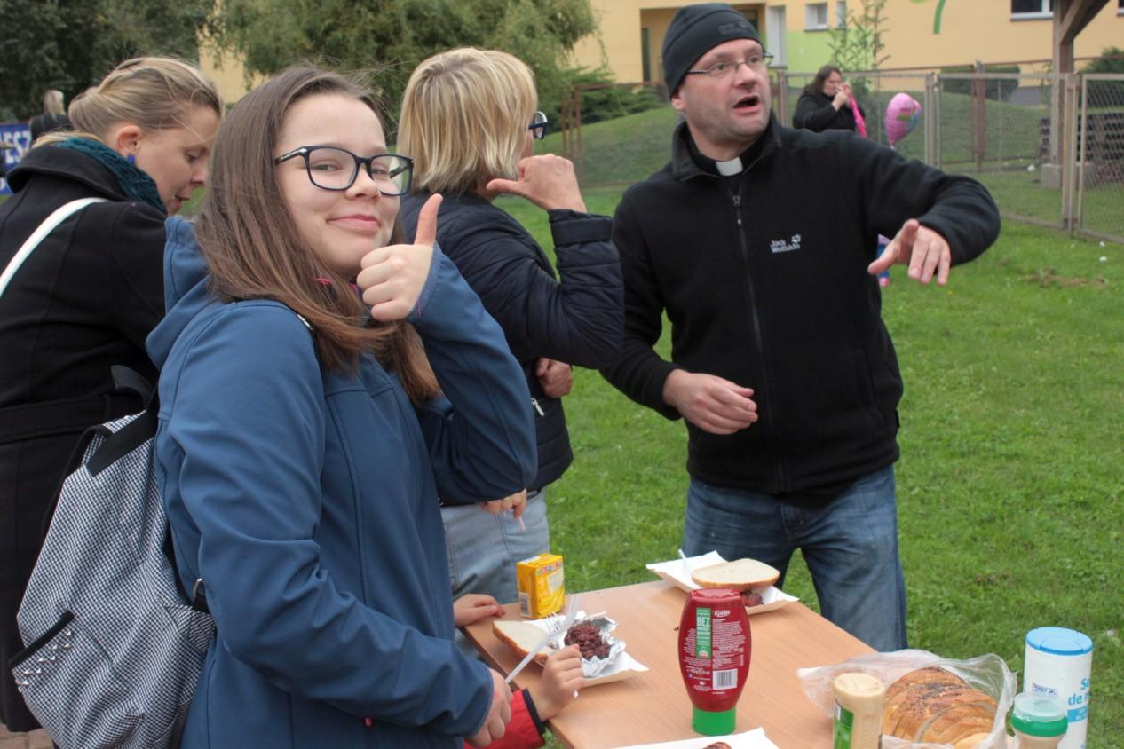 Dzień ziemniaka 2017, par. Św. Brata Alberta Świebodzice