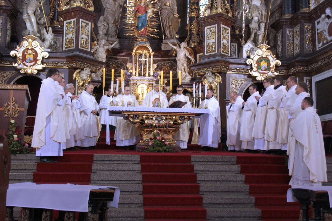 Służba Liturgiczna, Ministranci, par. Św. Brata Alberta Świebodzice