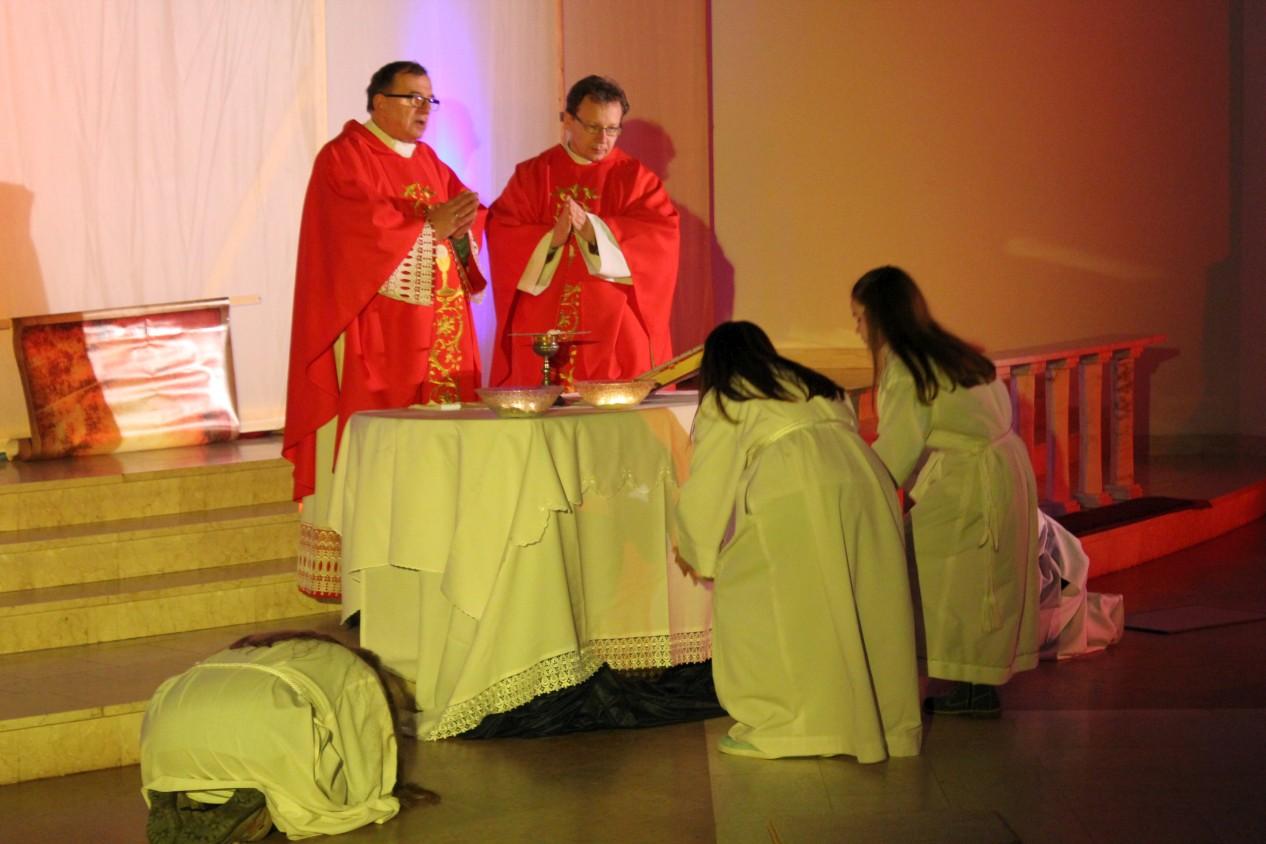 Ewangelizacyjna Grupa Teatralna, Świebodzice Św. Albert Chmielowski