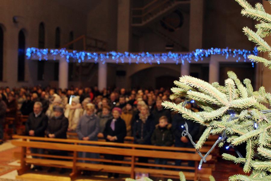 Pasterka, Św. Brat Albert Świebodzice