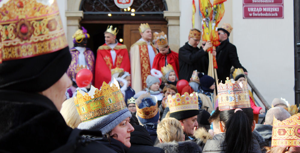 Orszak Trzech Króli 2018, Świebodzice, Św. Brat Albert
