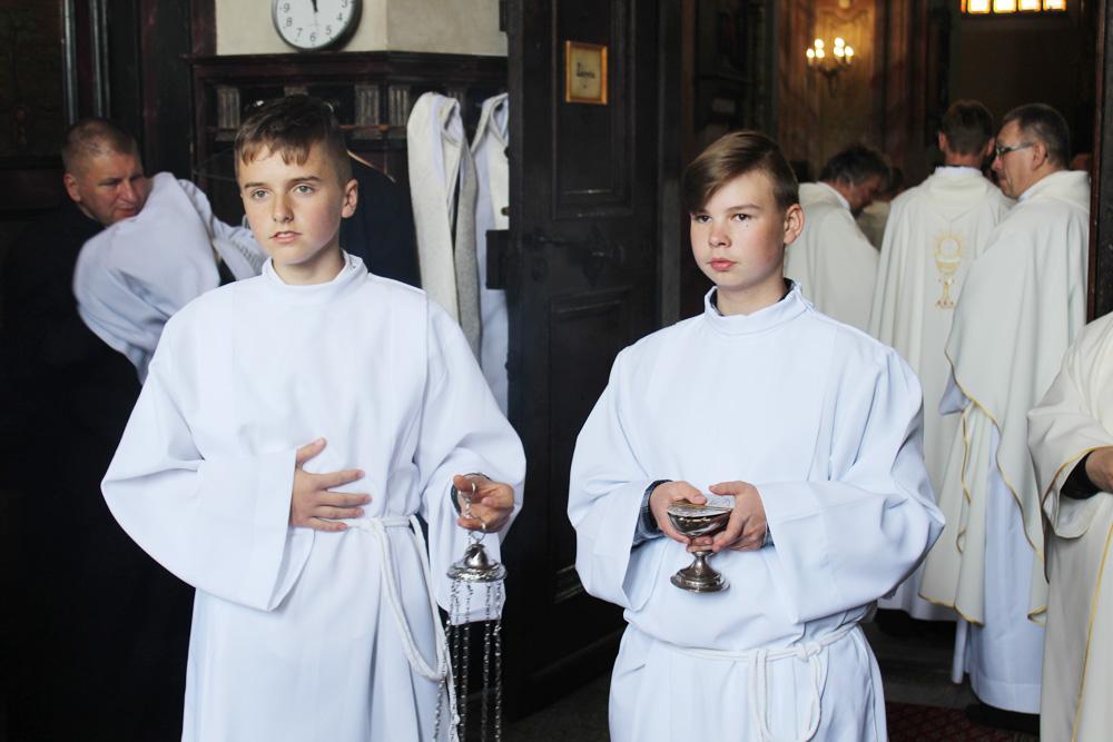 Promocja lektorów, Katedra Świdnica 2018, parafia Św. Brat Albert Świebodzice