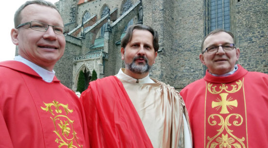 Misterium Tajemnice Eucharystii, Brata Albert Świebodzice