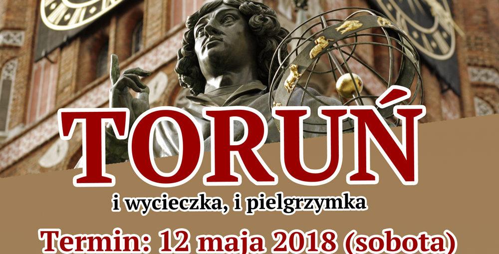 Pielgrzymka Toruń, plakat, Albert Świebodzice