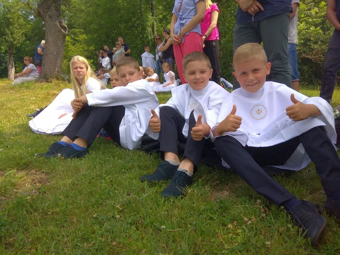Dzieci ze Świebodzic, Św. Brat Albert