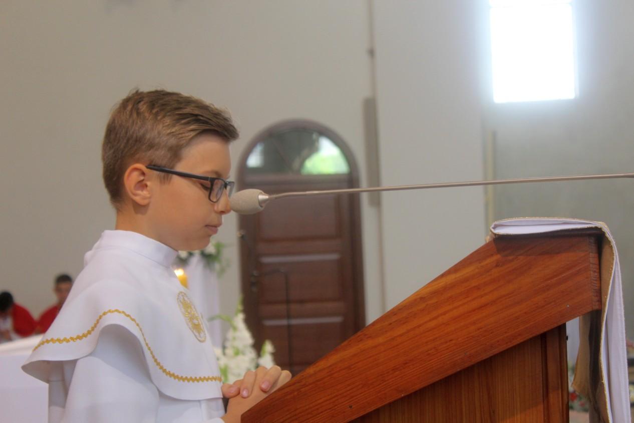 Rocznica I Komunii Św. Świebodzice Św. Brat Albert
