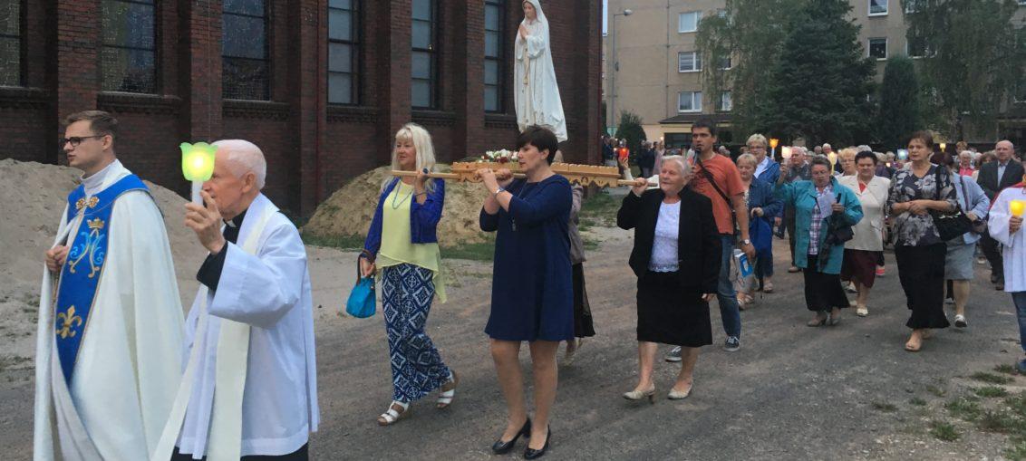 Nabożeństwo Fatimskie, wrzesień 2018