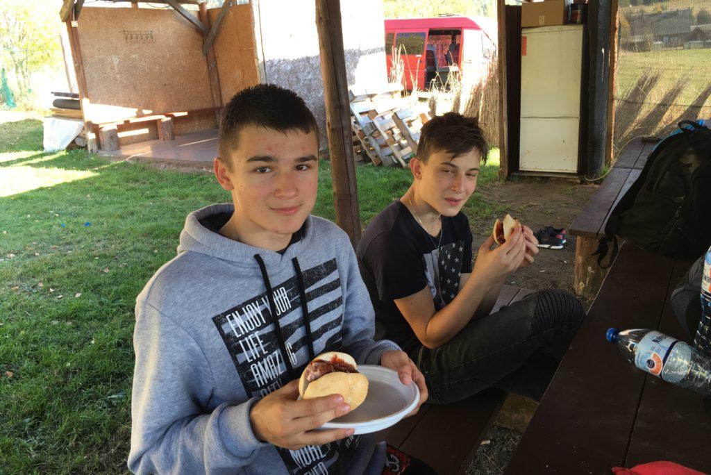 Młodzież z Alberta Świebodzice