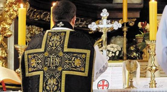 msza gregorianska