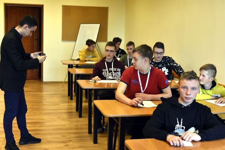 rekolekcje w Świdnickim Seminarium dla młodzieży